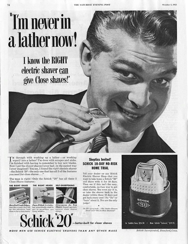 Electric Shaver 1920 ~ Electric shaver vs razor step guide to find which is best