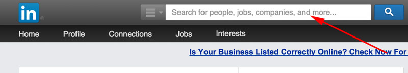 linkedin search - should you shave your beard