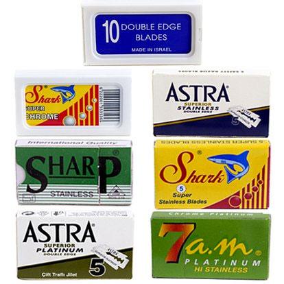 safety razor variety pack