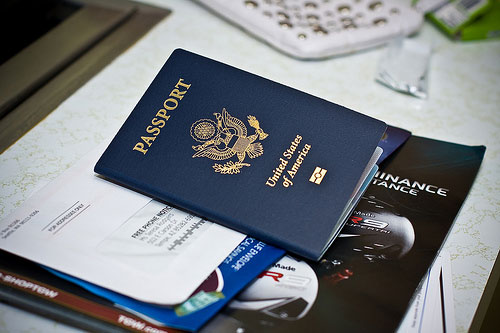 Shaving For Your Passport Photo