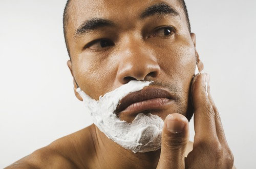 tips on applying pre shave oil