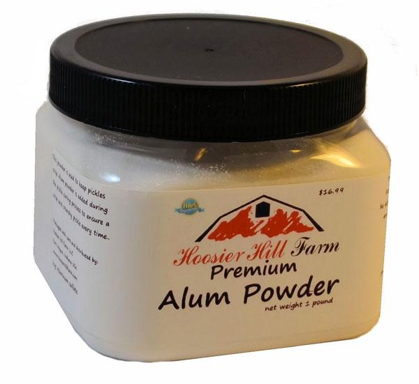 alum power cures smelly feet